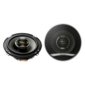 "Pioneer® - 6-1/2"" 2-Way D-Series 260W Coaxial Speakers"