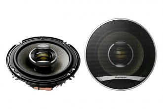 "Pioneer® - 6-1/2"" D-Series 2-Way 260W Speakers"