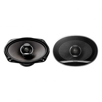 "Pioneer® - 6"" x 9"" 2-Way D-Series 360W Coaxial Speakers"