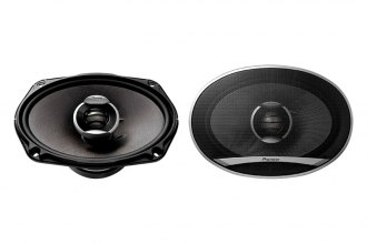 "Pioneer® - 6"" x 9"" D-Series 2-Way 360W Speakers"