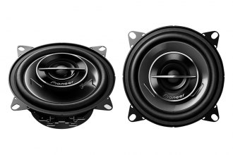 "Pioneer® - 4"" G-Series 2-Way 200W Coaxial Speakers with Composite IMPP Cone"