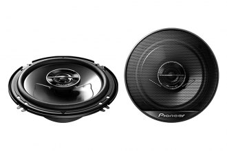 Pioneer® - 2-Way G-Series Coaxial Speakers