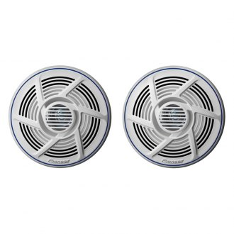 "Pioneer® - 6-1/2"" Nautica Series 2-Way 100W Marine Speakers"