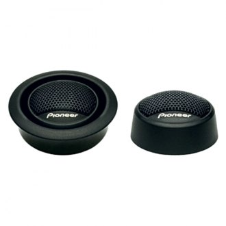"Pioneer® - 3/4"" 120W Soft Dome Tweeters"