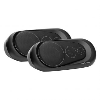 Pioneer® - 3-Way Special Fit Series 60W Surface Mount Speakers