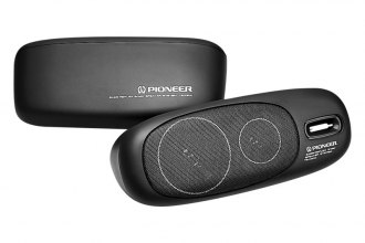 "Pioneer® - 4"" Special Fit Series 3-Way 80W Surface Mount Speakers"