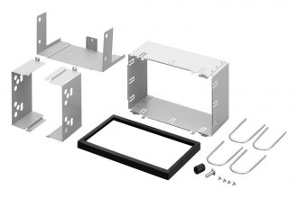 Pioneer® - Double DIN Stereo Dash Installation Kit