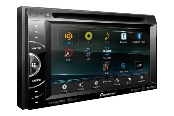 In-dash DVD Players Video Receivers at m