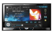 Pioneer® - Double DIN In-Dash DVD/CD/MP3 Stereo Receiver with 6.1'' WVGA Touchscreen Display