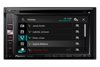 "Pioneer® - Double DIN DVD/MP3/CD/USB/SD Receiver with 6.1"" Built-in HD RadioT, LCD Monitor, Bluetooth and GPS"