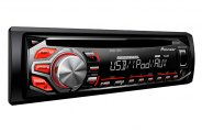 Pioneer® - Single DIN In-Dash CD/MP3/WMA/AM/FM Stereo Receiver