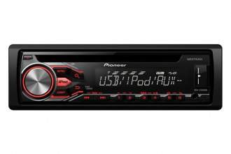 Pioneer® - Single-Din In-Dash CD Receiver with MIXTRAX, USB, Pandora, Android Music Support