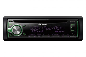 Pioneer® - Single-Din In-Dash CD Receiver with MIXTRAX, USB, Pandora, Android Music Support and Color Customization
