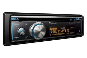 Pioneer® - Single DIN CD/MP3/AM/FM/USB Receiver with SiriusXM-Ready, Siri Eyes Free, Android Music Support, Pandora and Bluetooth