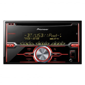 Pioneer® - Double DIN CD/AM/FM/MP3/WMA Receiver with MIXTRAX, USB Playback, Pandora and Android Music Support