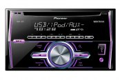 Pioneer® - Double DIN In-Dash CD/MP3/AM/FM Stereo Receiver with Pandora Link, MIXTRAX and iPod Support