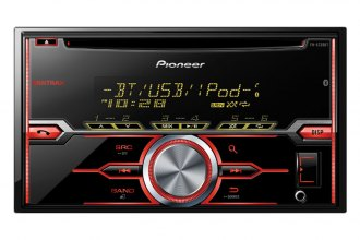 Pioneer® - Double DIN CD / MP3 Receiver Aux Input USB