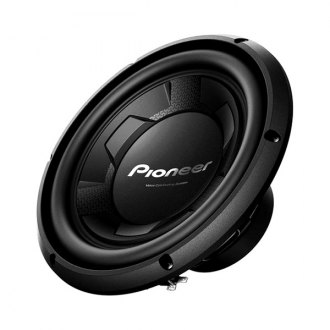 "Pioneer® - 10"" Promo Series 1100W 4 Ohm SVC Subwoofer"