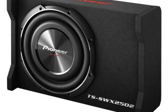 "Pioneer® - 10"" Pioneer Preloaded Woofer Box 1200W Max"