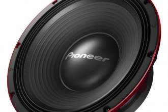 "Pioneer® - 12"" PRO Series 1200W 4 Ohm DVC Subwoofer"