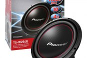 "Pioneer® - 10"" Champion Series 600W 4 Ohm SVC Subwoofer"