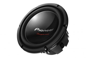 Pioneer® - 10 Champion Series 1200W 4Ohm DVC Subwoofer