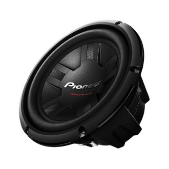 "Pioneer® - 10"" Champion Series 1200W 4 Ohm DVC Subwoofer"