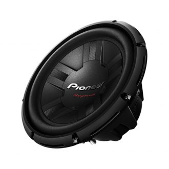 "Pioneer® - 12"" Champion Series 1400W 2/8 Ohm DVC Subwoofer"