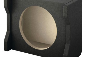 Pioneer® - Wedge Enclosure for Shallow Woofer