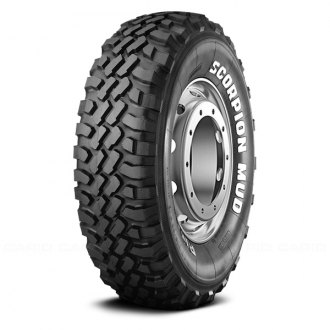 PIRELLI® - SCORPION MUD WITH WHITE LETTERING