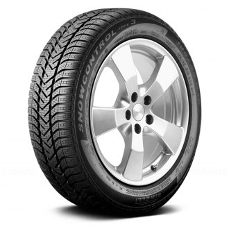 PIRELLI® - WINTER SNOWCONTROL SERIES 3 RUN FLAT