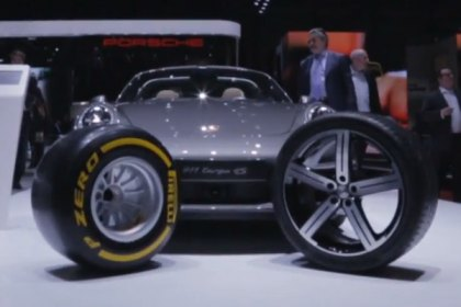 PIRELLI® A Tire Love Story at the Geneva MotorShow Part 2 (HD)
