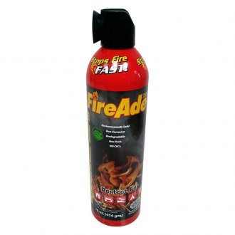 Pit Pal® - FireAde 2000 Fire Suppression System