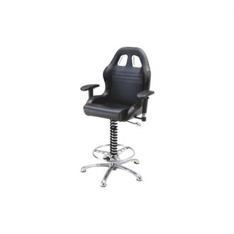 PitStop Furniture® - Crew Chief Series Bar Chair