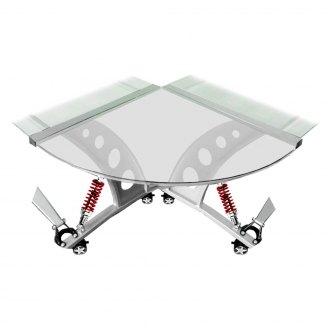 PitStop Furniture® - GT Clear Desk Connector