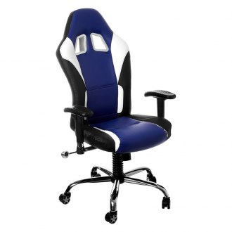 PitStop Furniture® - SE Office Navy with Contrast Stitching Chair