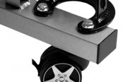 PitStop Furniture® - Racing Style Desk Locking Wheel