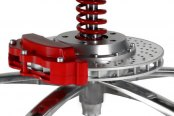 PitStop Furniture® - Grand Prix Series Red Brake