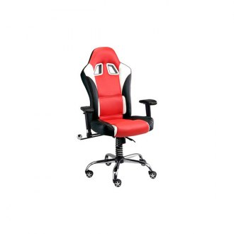 PitStop Furniture® - SE Office Red with Contrast Stitching Chair