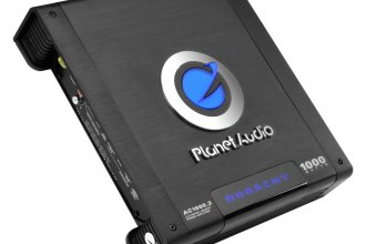 Planet Audio® - Anarchy Series Class AB 2-Channel 1000W Amplifier