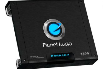 Planet Audio® - Anarchy Series Class AB 2-Channel 1200W Amplifier