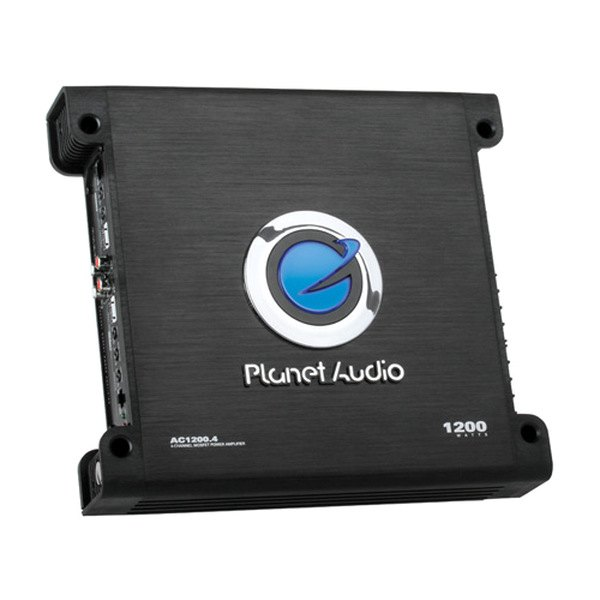 Planet Audio® - Anarchy Series Class AB 4-Channel 1200W Amplifier