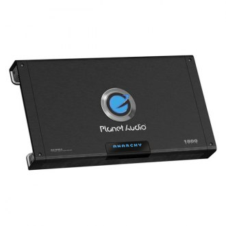 Planet Audio® - Anarchy Series Class AB 5-Channel 1800W Amplifier