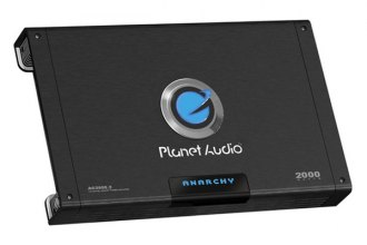 Planet Audio® - Anarchy Series Class AB 2-Channel 2000W Amplifier