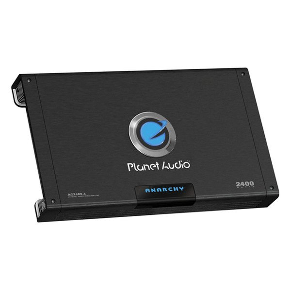 Planet Audio® - Anarchy Series Class AB 4-Channel 2400W Amplifier