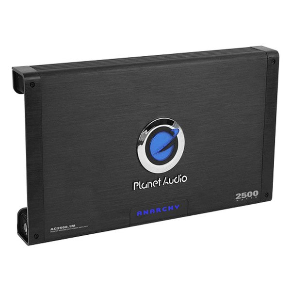 Planet Audio® - Anarchy Series Class AB Mono 2500W Amplifier