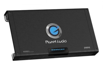 Planet Audio® - Anarchy Series Class AB 2-Channel 2600W Amplifier