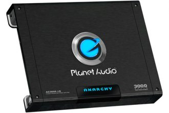 Planet Audio® - Anarchy Series Class D Mono 3000W Amplifier