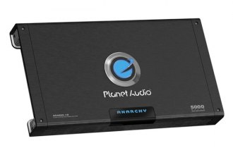 Planet Audio® - Anarchy Series Class D Mono 5000W Amplifier