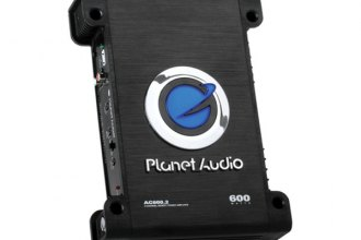 Planet Audio® - Anarchy Series Class AB 2-Channel 600W Amplifier